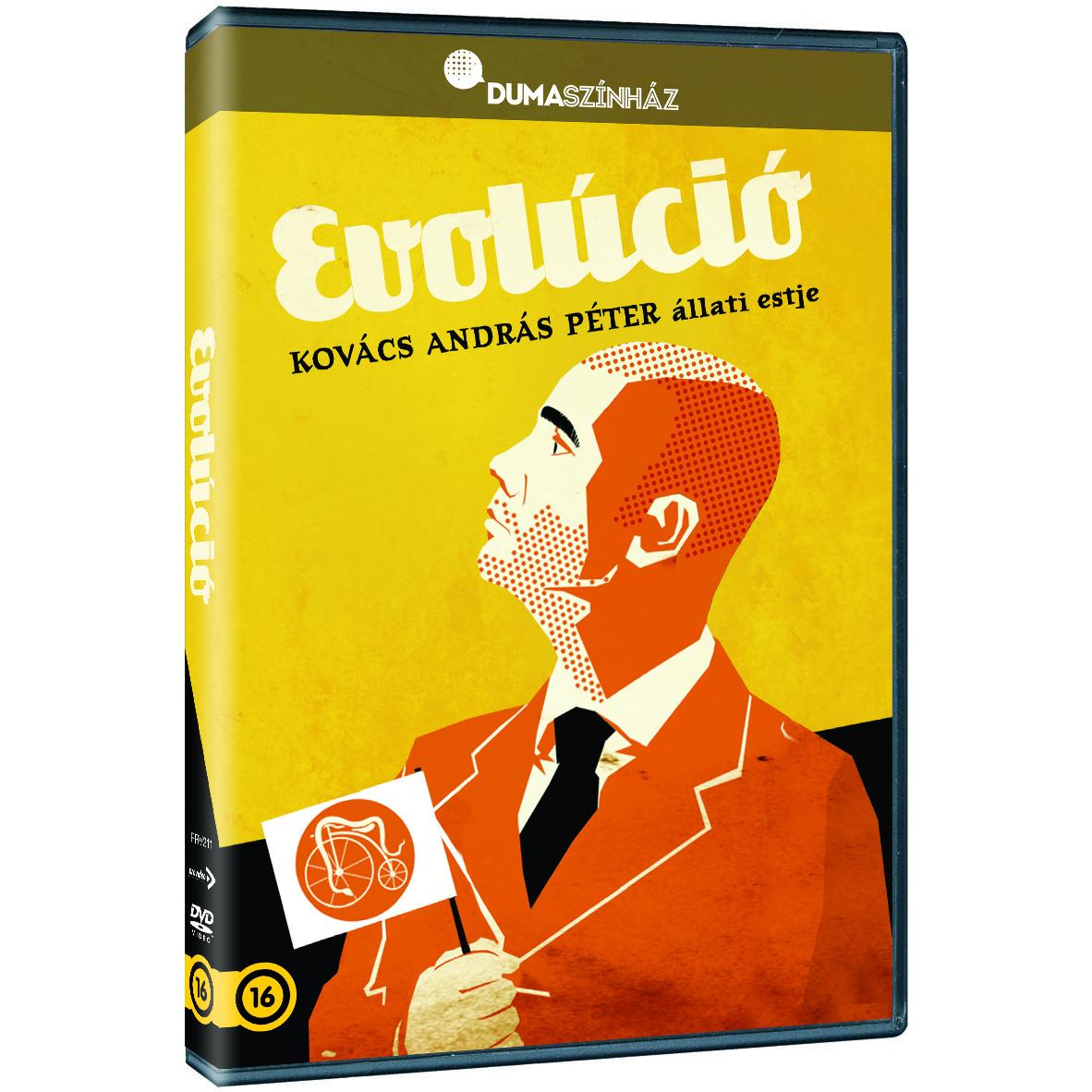 Kovács András Péter: Evolúció